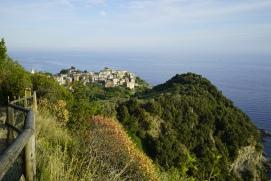 Day 1 hike to Carniglia