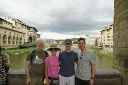 Along the River Arno