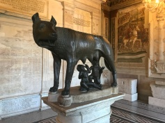 If it's Rome, this is a She-Wolf.
