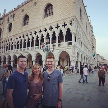 The Doge's palace